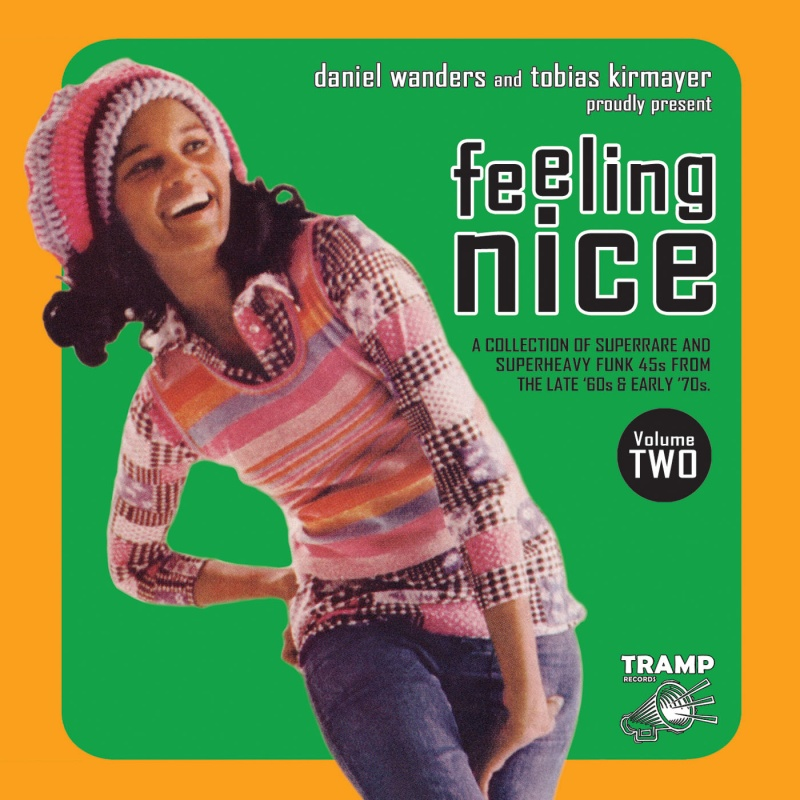 Various/FEELING NICE VOL. 2 LP + 7""