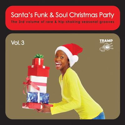 Various/SANTA'S FUNK & SOUL XMAS V3 LP