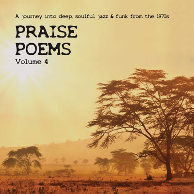 Various/PRAISE POEMS VOL. 4 (TRAMP) LP