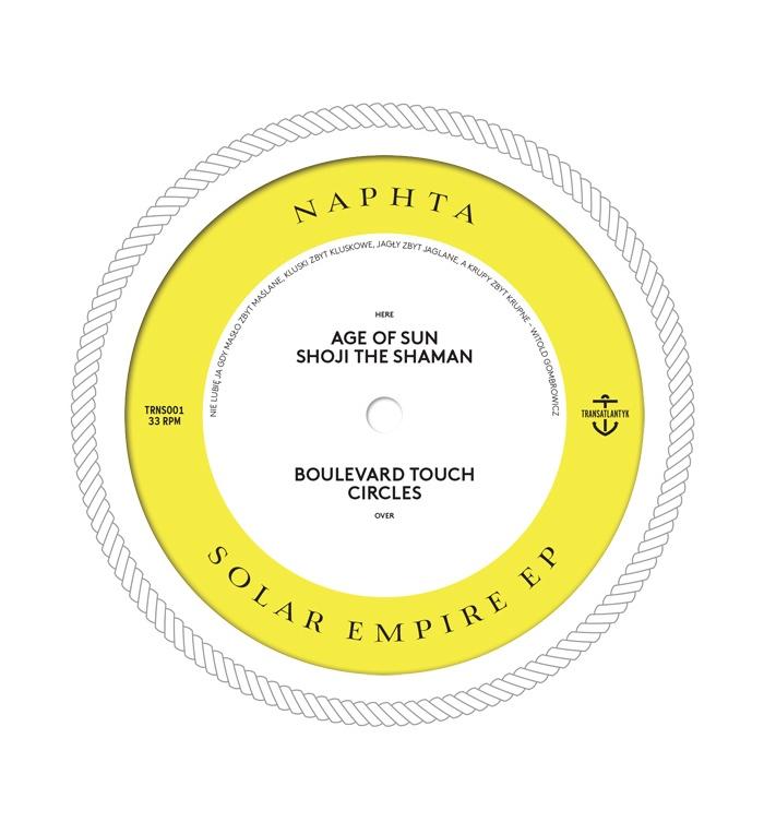 "Naphta/SOLAR EMPIRE EP 12"""
