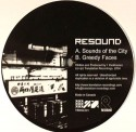 Resound/SOUNDS OF THE CITY 12""