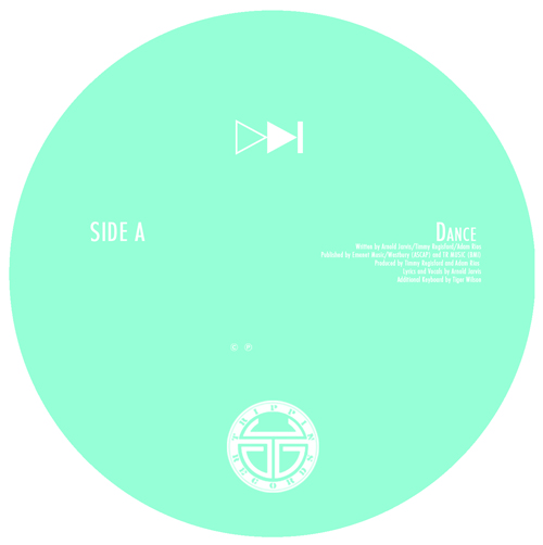 Arnold Jarvis/DANCE 12""