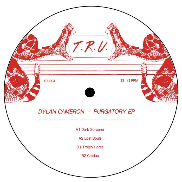 "Dylan Cameron/PURGATORY EP 12"""