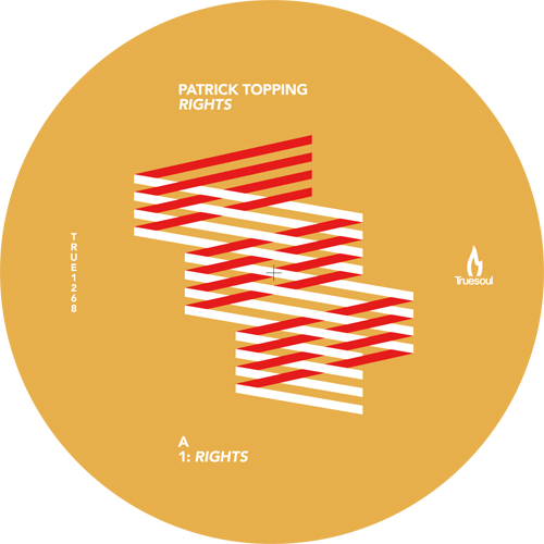 Patrick Topping/RIGHTS 12""