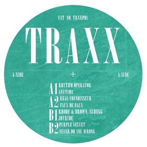 """Various/TRX EP 12"""""""