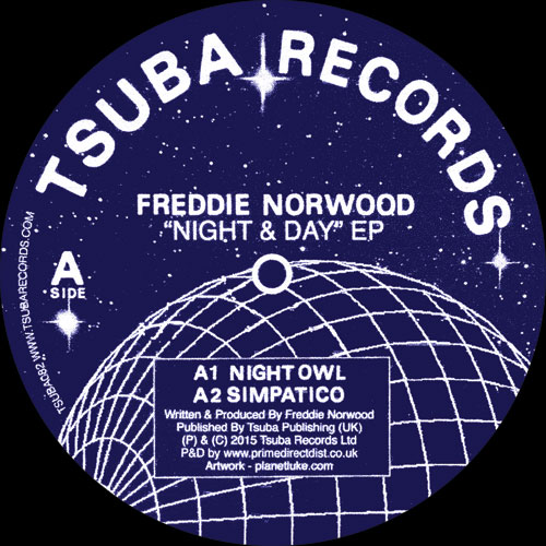 Freddie Norwood/NIGHT & DAY EP 12""