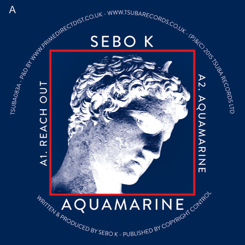 Sebo K/AQUAMARINE (MR. FINGERS RMX) 12""
