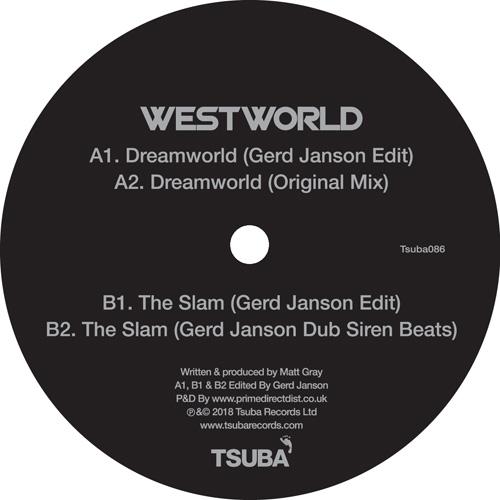 "Westworld/GERD JANSON EDITS 12"""