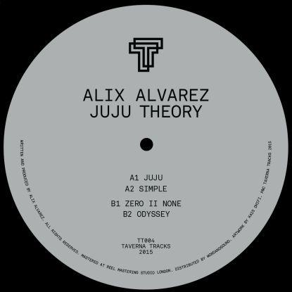 "Alix Alvarez/JUJU THEORY 12"""