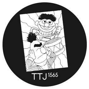 """Todd Terje/TTJ EDITS #1565 12"""""""