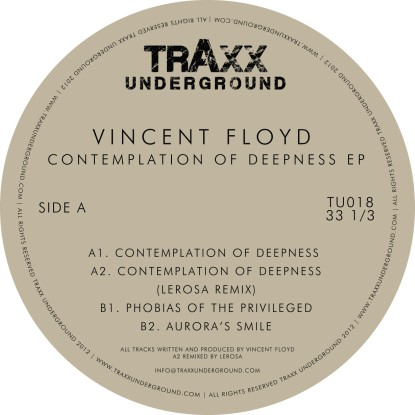 Vincent Floyd/CONTEMPLATION OF...12""
