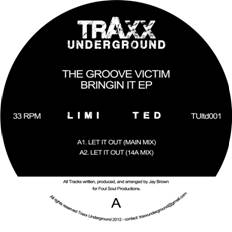 Groove Victim/BRINGING IT EP 12""