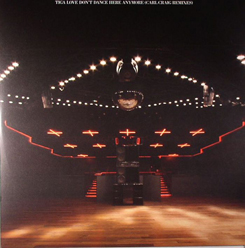 Tiga/LOVE DON'T DANCE HERE ANYMORE 12""
