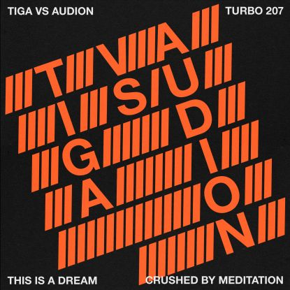 Tiga vs Audion/THIS IS A DREAM 12""