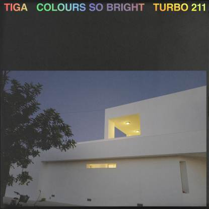 Tiga/COLOURS SO BRIGHT 12""