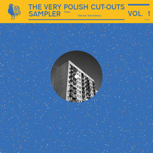 The Very Polish Cut Outs/VOL. 1 EP 12""