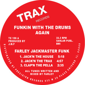 Farley Jackmaster Funk/FUNKIN WITH.. 12""