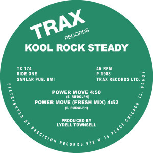 Kool Rock Steady/POWER MOVE 12""