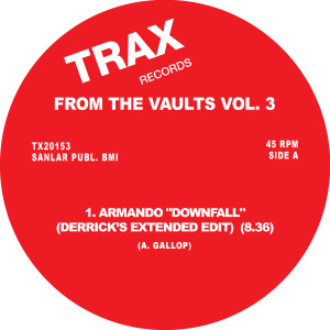 Armando/FROM THE VAULTS VOL. 3 12""