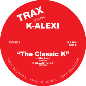 K-Alexi/THE CLASSIC K EP 12""
