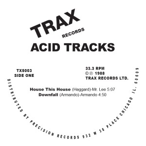 Various/ACID TRAX VOL. 1 DLP