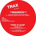 """Maurice/THIS IS ACID 12"""""""