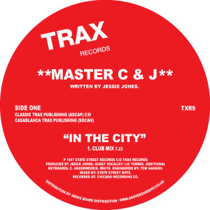 Master C & J/IN THE CITY 12""