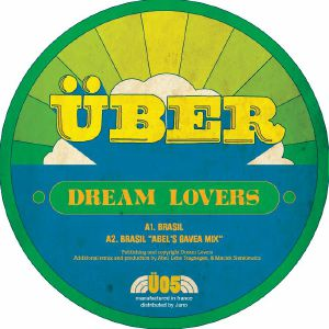 Dream Lovers/BRASIL 12""