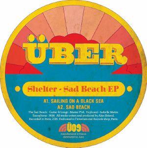 "Shelter/SAD BEACH EP 12"""