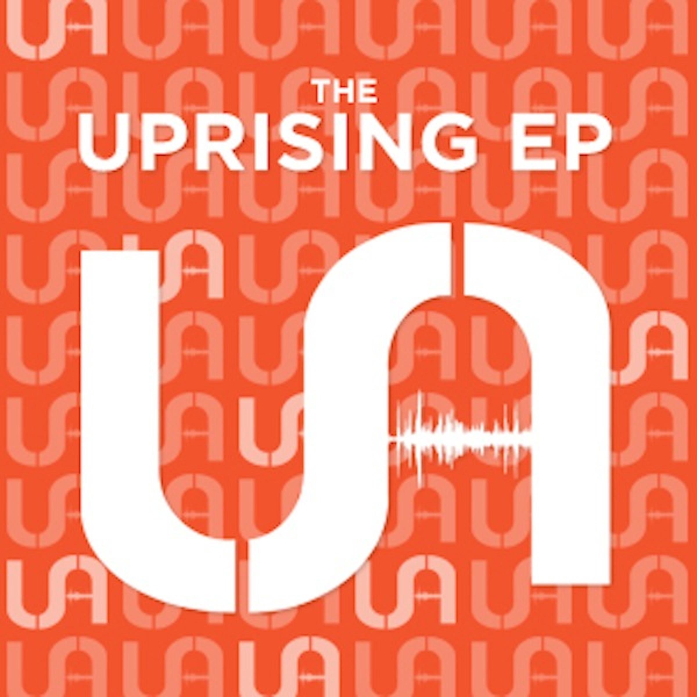 """Various/UPRISING EP D12"""""""
