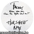 Freaks/WHERE WERE U-HIRSHEE DUBSTEP 12""