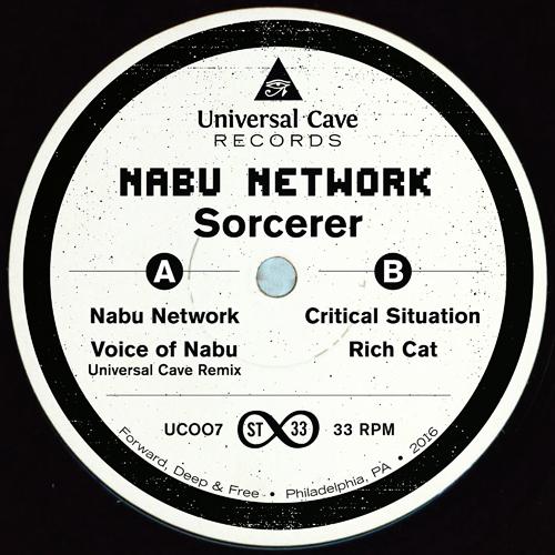 """Sorcerer/NABU NETWORK 12"""""""