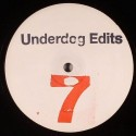 Underdog Edits/#7 WILLIE HUTCH 12""