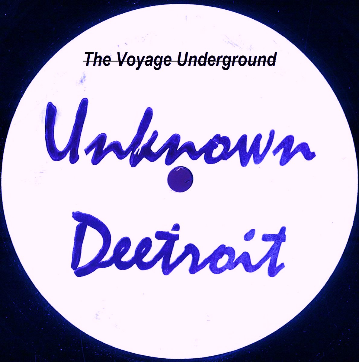 Deetroit/THE VOYAGE UNDERGROUND 12""