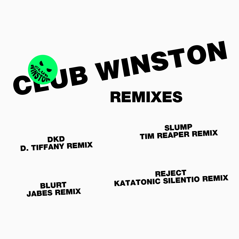 "Club Winston/REMIXES 12"""