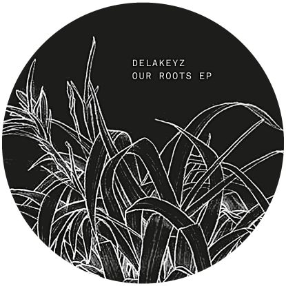 Delakeyz/OUR ROOTS EP CONTOURS REMIX 12""