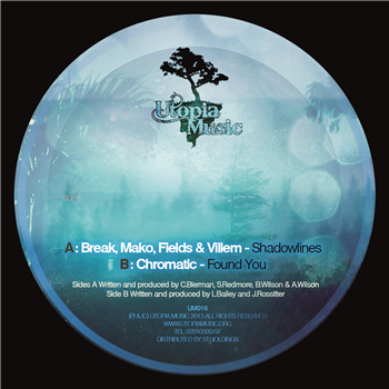 Break & Mako/SHADOWLINES 12""
