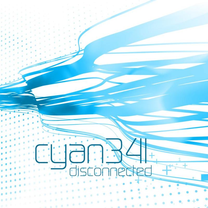 Cyan341/DISCONNECTED 12""
