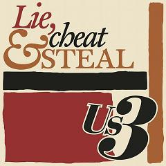 Us3/LIE CHEAT AND STEAL  CD