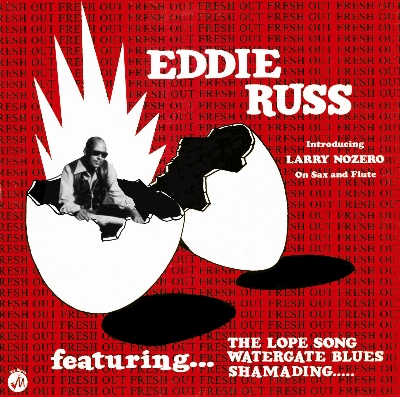 Eddie Russ/FRESH OUT CD