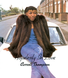 Carroll Thompson/HOPELESSLY IN LOVE CD