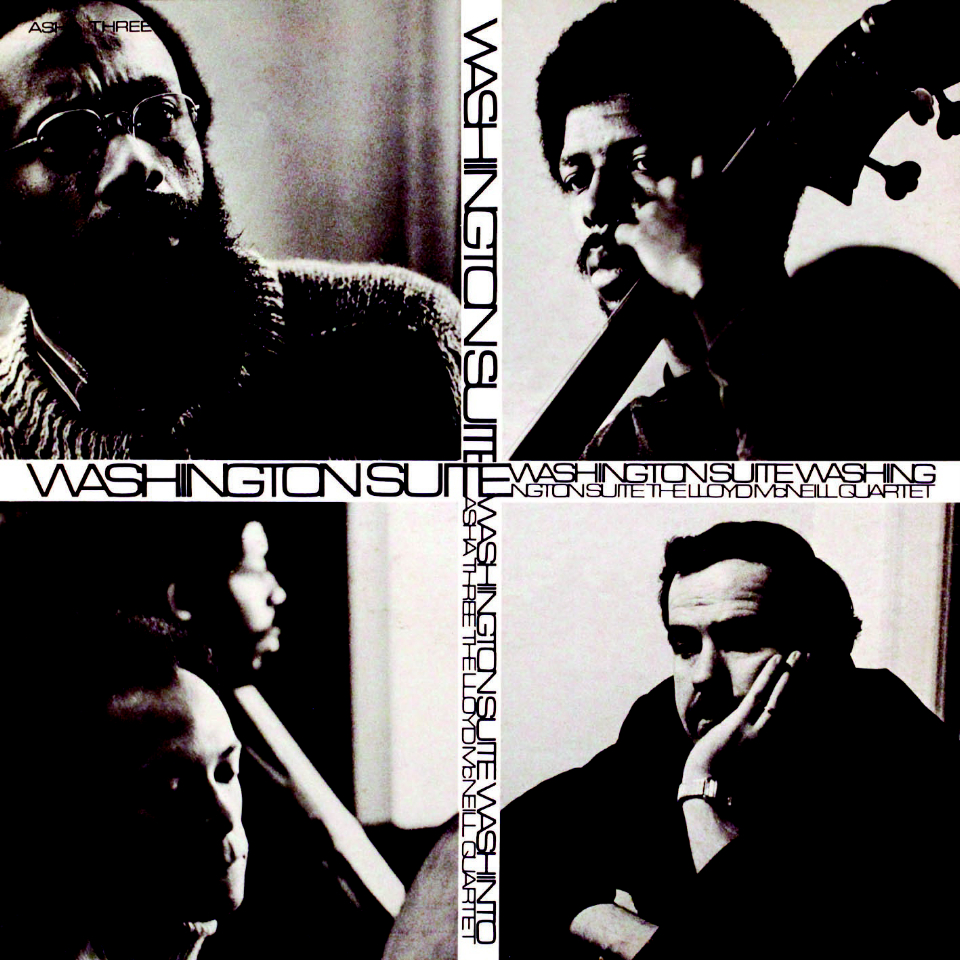 Lloyd McNeil Quart/WASHINGTON SUITE LP