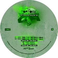 Tortoise, The/SHE TOOK THE TORTOISE..12""