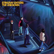 Stingray/ENTERS THE UNKNOWN EP 12""