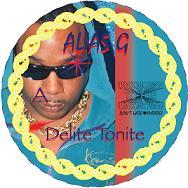 "Alias G/DELITE TONITE 12"""