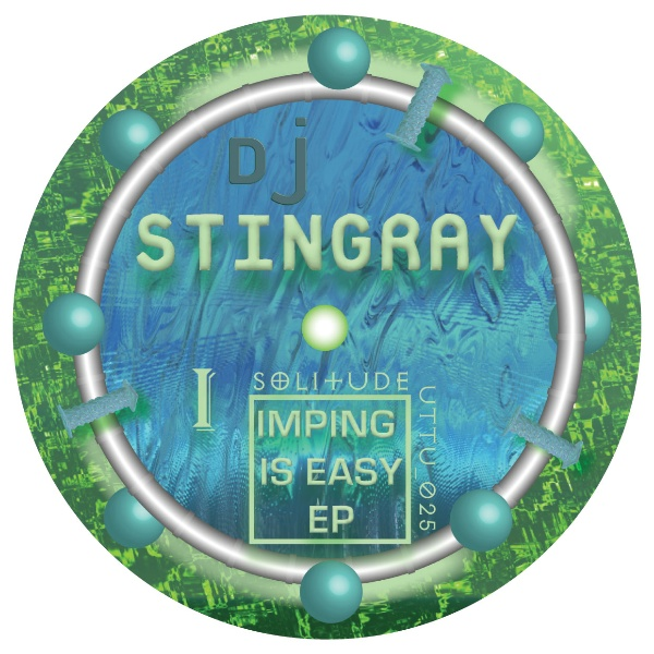 DJ Stingray/IMPING IS EASY 12""