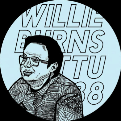 Willie Burns/WOO RIGHT EP 12""