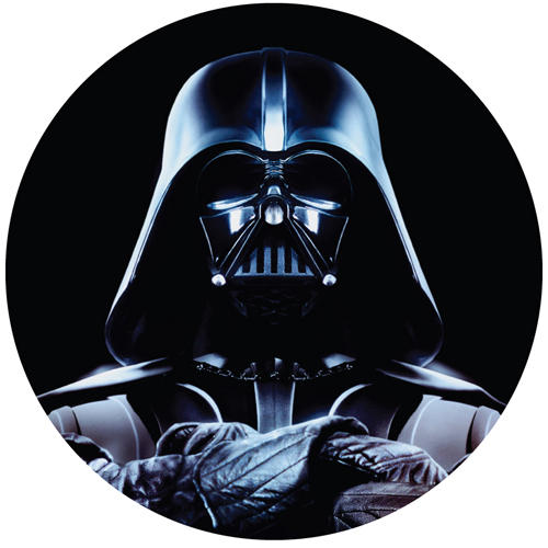 Darth Vader/STAR WARS (STRAIGHT)SLIPMAT