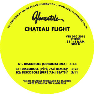 Chateau Flight/DISCOBOLE 12""