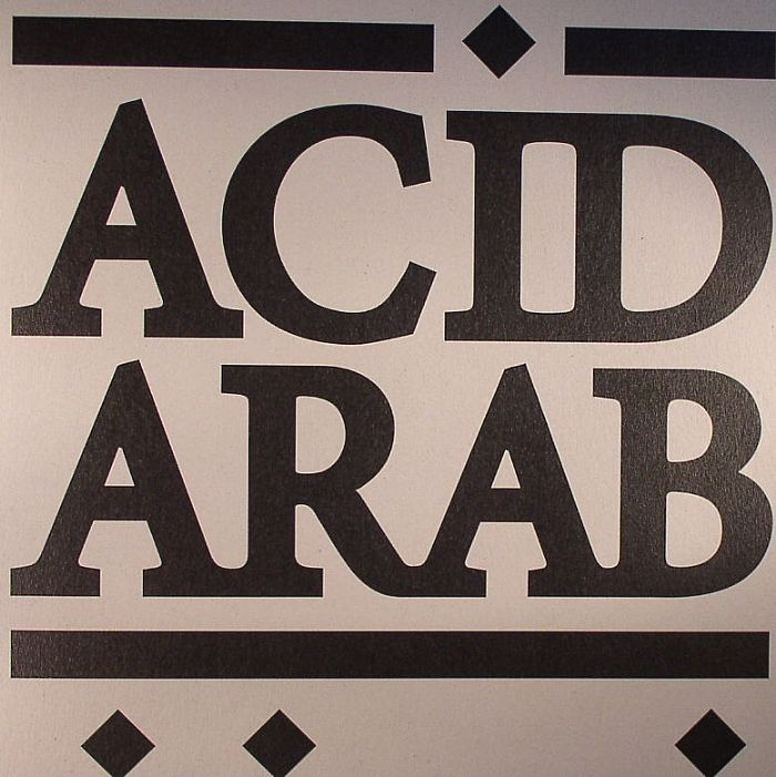 Acid Arab/ACID ARAB COLLECTIONS EP 1 12""